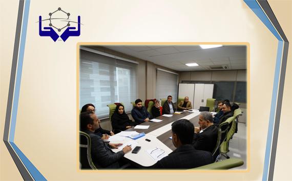 دومین جلسه کمیته هماهنگی همایش تحلیل اقتصاد و بازار صنایع پلاستیک